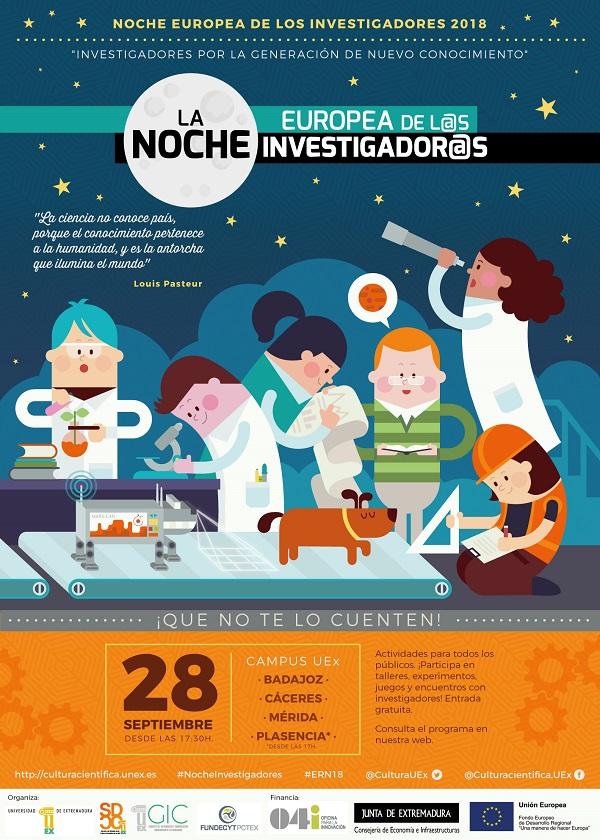 CARTEL La noche de los investigadores 2018 web